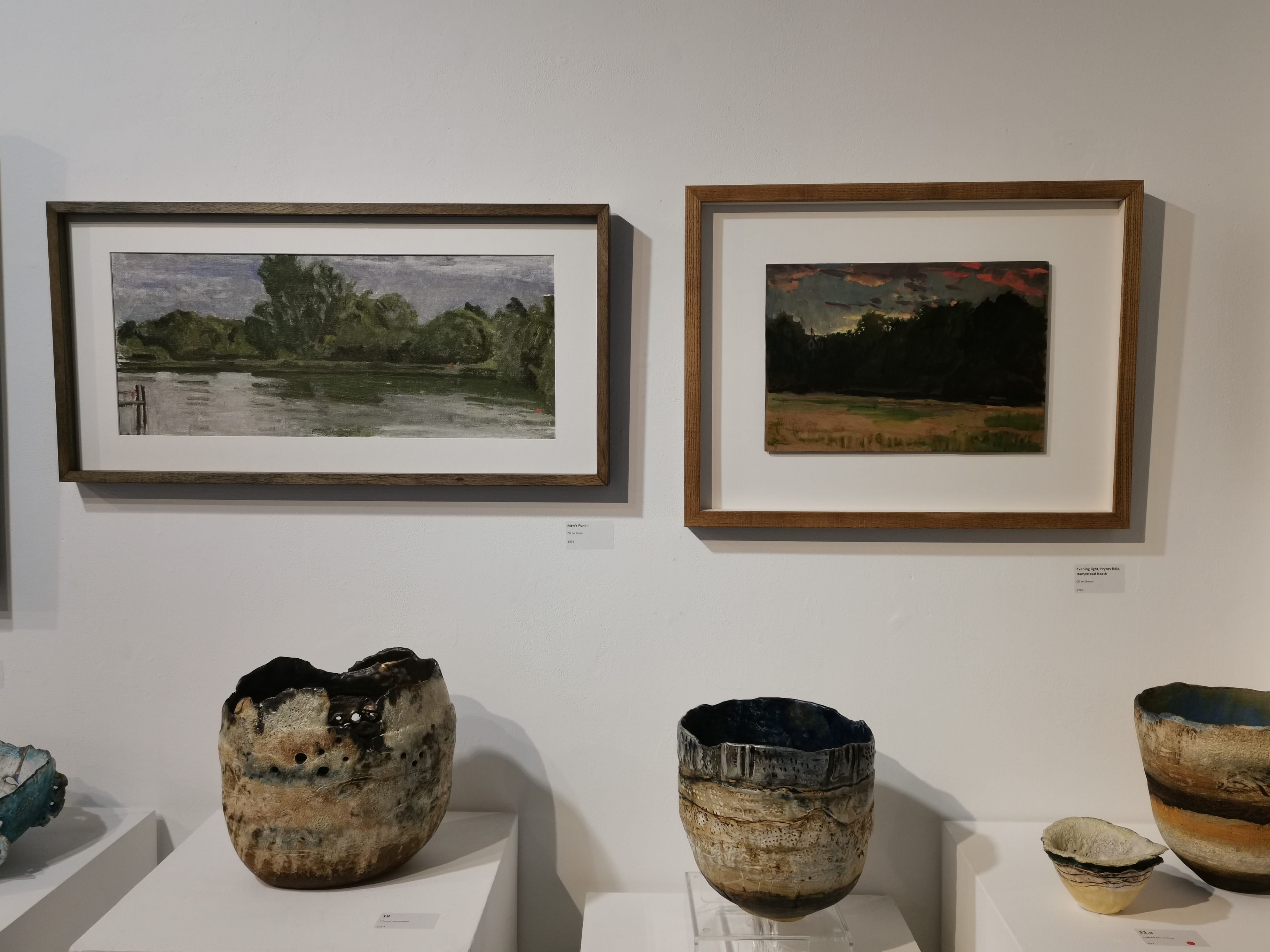 David Caldwell & Janet Haig exhibition NOW OPEN