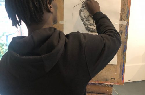 CHRISTMAS WORKSHOP SPOTLIGHT: Life Drawing