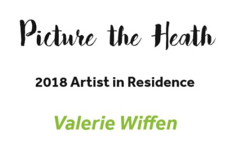 Picture the Heath Artist in Residence: Valerie Wiffen