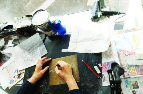 SUMMER TERM Printmaking and Etching