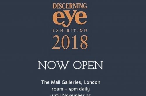 The Discerning Eye - UK charity promoting the visual arts with an annual exhibition and bursaries