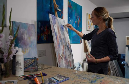 Artist of the Week / An interview with HSoA Tutor Anniek Verholt