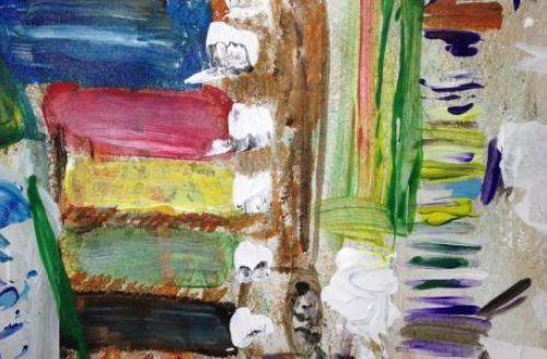 HALF TERM WORKSHOP SPOTLIGHT: Painting to Music