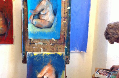 ADULTS SUMMER WORKSHOPS Week 3 - Life Drawing and the Anatomy