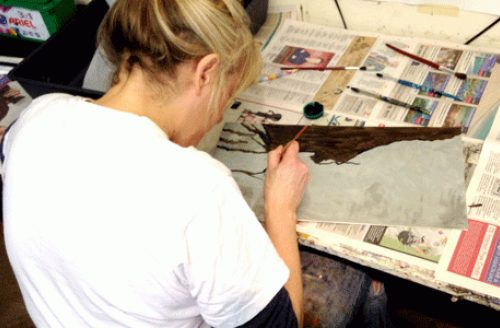 ADULTS SUMMER WORKSHOP Week 1 - Experiment with Printmaking