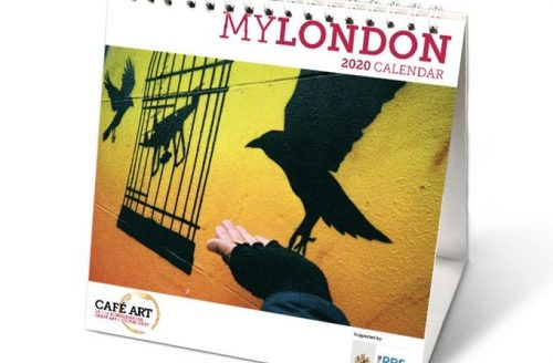Please join HSoA and support Cafe Art's 2020 MyLondon calendar