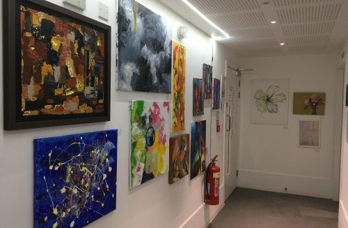 Summer Exhibtion Paintings