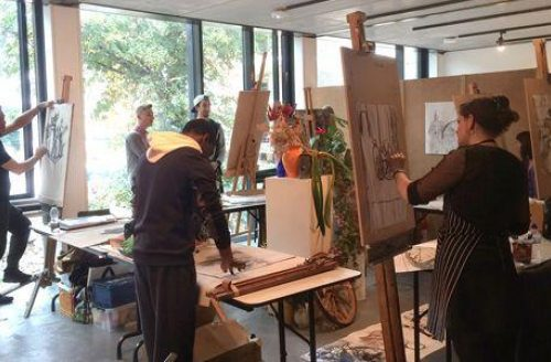 SUMMER TERM Art Laboratory