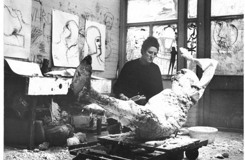 Elisabeth Frink Lecture by Jo Baring
