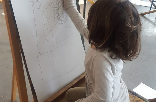 SUMMER TERM Children's Painting and Drawing (Year 4-6)