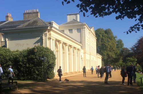 Kenwood House and London Museum Drawing Club