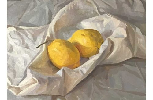HSoA tutor Francis Martin exhibits at Royal Institute of Oil Painters