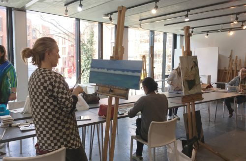 ADULTS HALF-TERM WORKSHOP - Adults Open Studio