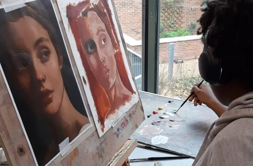 Portfolio Workshop (Year 10-12) GCSE & A-level