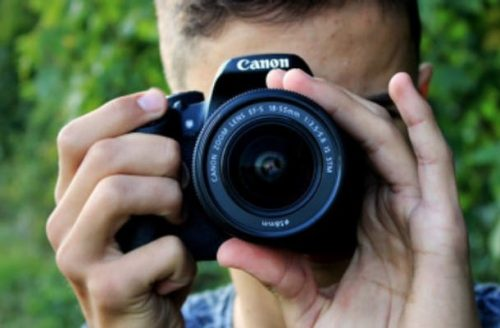 Upcoming young adults photography workshop at Burgh House