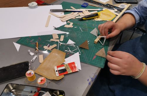 HALF TERM COURSE SPOTLIGHT: Portfolio Workshop (Year 10-13)